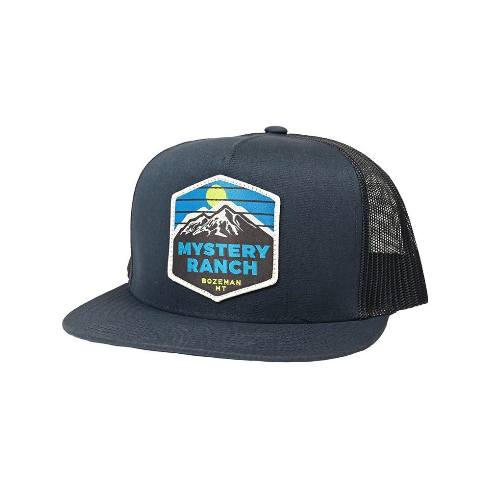 Mystery Ranch Over The MTN Trucker 帽