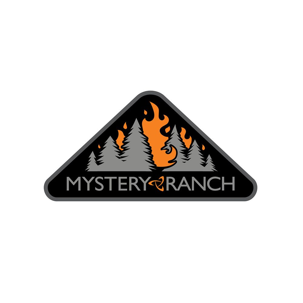 Mystery Ranch Moale Patches布章 - Smokey Patch
