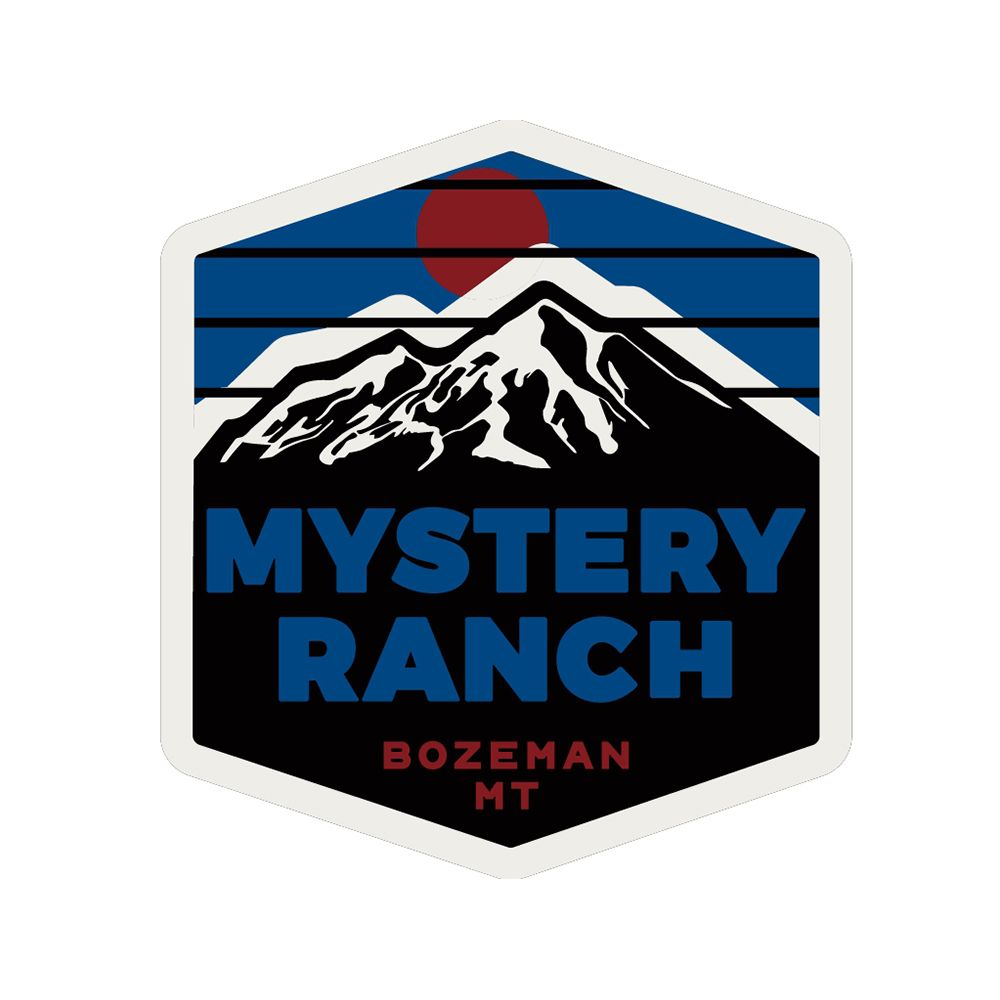 Mystery Ranch Moale Patches布章 - Over The MTN Patch