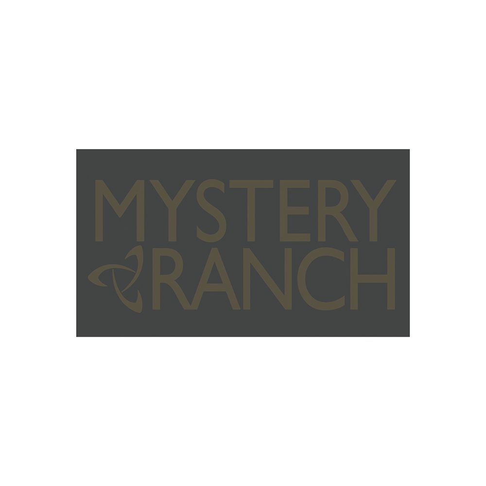 Mystery Ranch Moale Patches布章 - Faux Real Leather