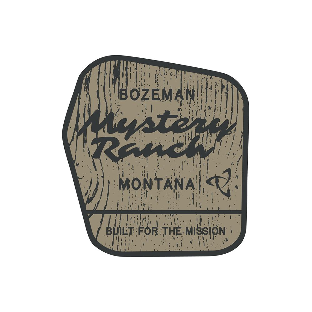 Mystery Ranch Moale Patches布章 - Wilderness Patch